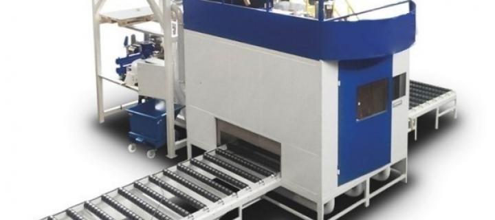 Processing of larger aerospace components – LAC