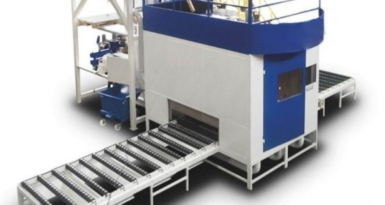 Processing of larger aerospace components